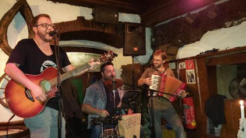 2019-10-26 Irish Harp, Regensburg
