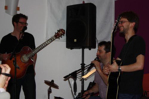 2013-04-27 Karin's, Konzertival, Erding