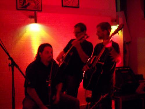 2011-12-17 Art Club, Regensburg